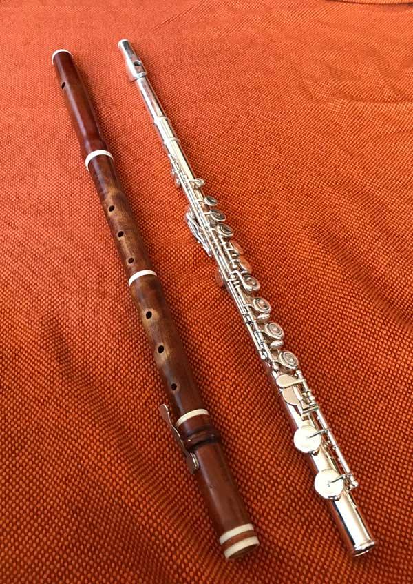 Bli flöjtist genom en flöjtkurs hos Opus Norden