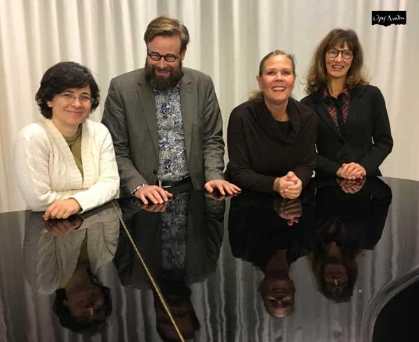 Katarina Arvidson, Harald Nygren, Ira Mogilevsky, Ragna Fagelund är artister hos av Opus Nordens Artister