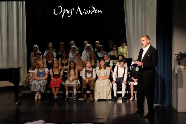 Katarina Arvidson är en av Opus Nordens Artister