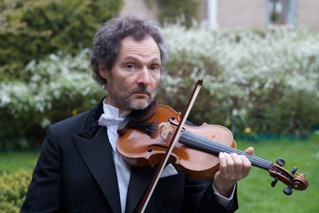 Semmy Stahhammer violinist