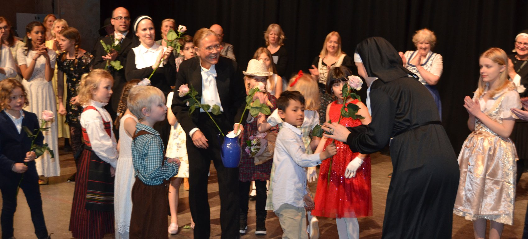 Sound of Music 23 mars Danderyds Gymnasium