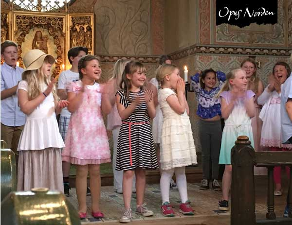 Vårkonsert 2016 i Djursholms kapell