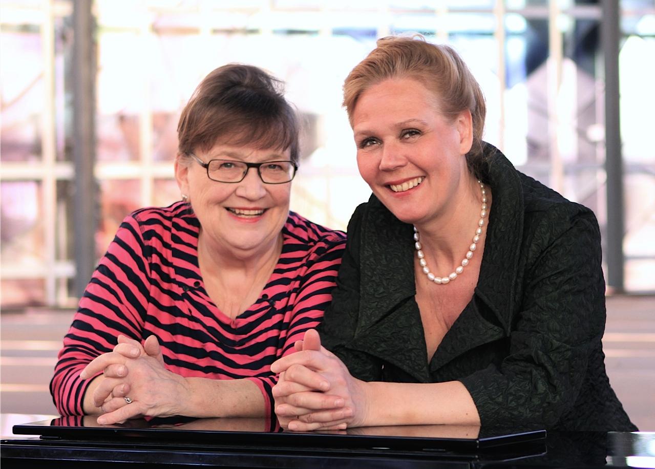 Kristina och Ragna
